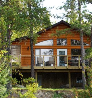 Tomahawk Resort Lake Of The Woods Ontario Canada