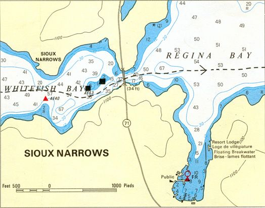 Sioux Narrows